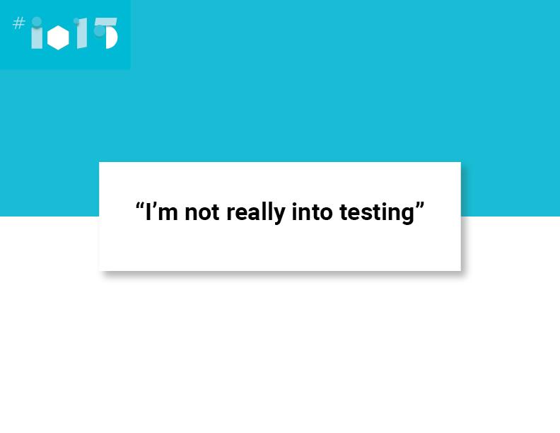 IO Testing Talk-03
